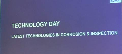 3X Engineering MONACO, Composite Repair Specialist at Technology Day – ADNOC