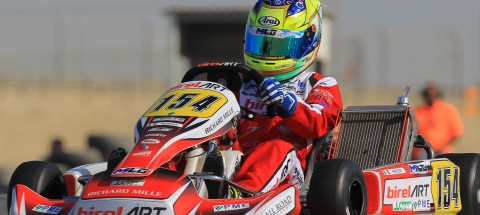 2016 CIK-FIA WORLD JUNIOR CHAMPIONSHIP BAHRAIN